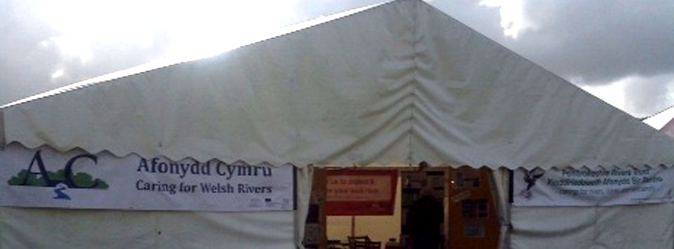 PRT At The Welsh Game Fair