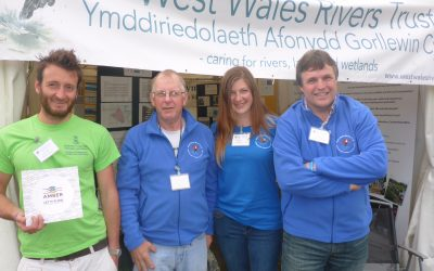 West Wales Rivers Trust at Events in the Region