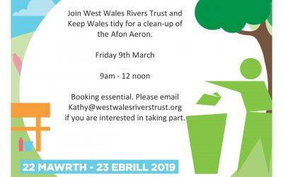 Spring Clean Cymru