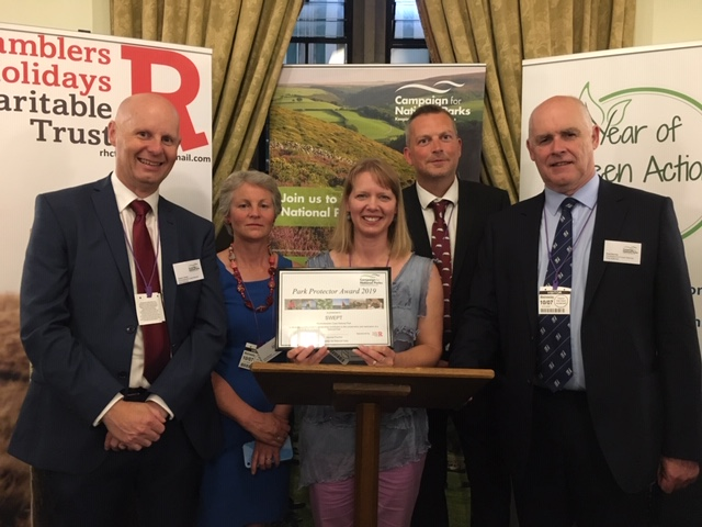 National Award for Our Citizen Science Project in Pembrokeshire