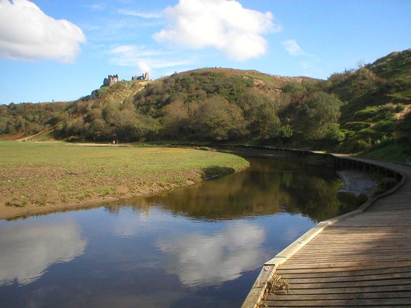 Action for Gower's rivers / Gweithredu dros afonydd Gŵyr